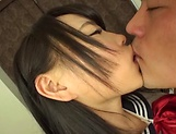 Akane Yoshinaga has her gaping hole penetrated picture 9