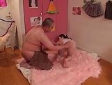 Mikoto Narumiya, loves choking on a dick picture 14