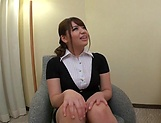 Mika Konishi, enjoys gagging on a tiff chlong picture 14