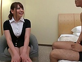 Mika Konishi, enjoys gagging on a tiff chlong picture 4