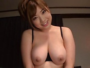 Naughty love Nakamura Chie teases with an oily lotion