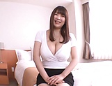 Yuzuki Marina is a horny amateur chick picture 15