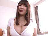 Yuzuki Marina is a horny amateur chick