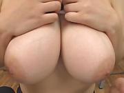 Chubby Japanese babe is sucking dicks