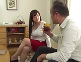 Great housewife is very nice to guests