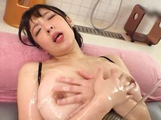 Steamy POV oral sex with sensational Mashiro An