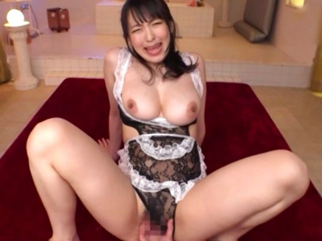 Hot milf is having hardcore sex all day