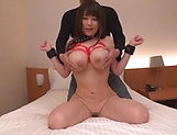 Yuzuki Marina is into bondage lately