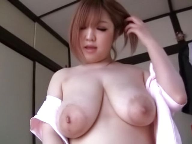 Sexy milf Kisaki Mikoto offers a mind blowing tit fuck session