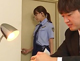 Hot Akiho Yoshizawa shows her prowess in blowing hard poles