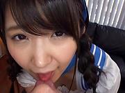 Asada Yuuri made a POV porn video