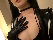 Tiny tits cutie Kawamura Maya loves showcasing her body