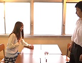 Yuu Asakura gets her twat toyed and fucked well picture 14