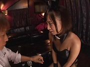 Kimito Ayumi fantasy play in amazing toy porn