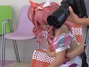 Tomoda Ayaka ,gives a raunchy tit fuck