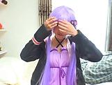 Horny lassie Mayu Yuuki with tiny tits drilled hard