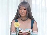 Sweet Mitaka Reina likes hardcore action