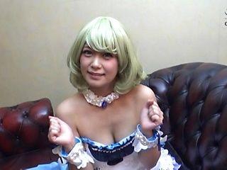 Konno Hikaru is always into mastrbation