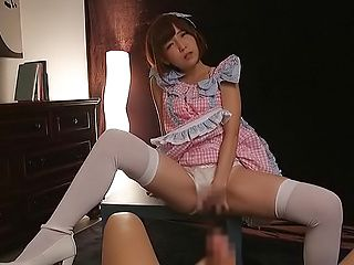 Sakura Kizuna  ,erotically excites