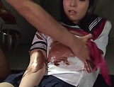 Ai Uehara has a thing for her treasured sex toys picture 15
