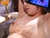 Chie Nakamura enjoys a breathtaking toying session picture 13