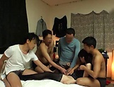 Tomita Yui asked friends for a gang bang picture 13
