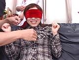 Yukimi Saya, pleasures mulltiple dicks
