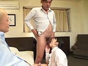 Ootsuki Hibiki treated to a superb fingering