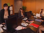 Hardcore fun as lovely beauties are penetrated POV