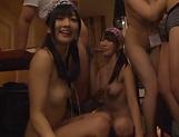 Japanese av model gets nailed properly picture 15