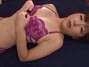Gorgeous Sakura Kizuna  bonked in wild orgy