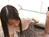 Sensual Shiraito Rin works the cock in superb XXX scenes  picture 12