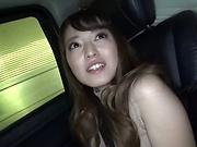 Kishida Ayumi gaets kinky on her horny self