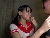 Cock craving Oohara Suzu enjoyable group delight picture 10