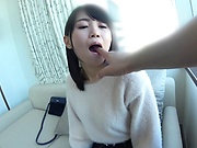 Oohara Suzu shows her kinky prick pleasing skills