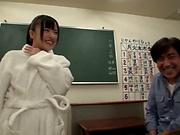 Miyazawa Yukari flaunts her super sexy boobs