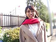 Awesome sex for ravishing Japanese seductress