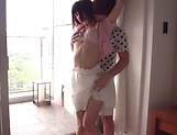 Tokyo babe enjoys giving a sloppy headfuck picture 15
