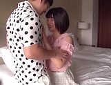 Tokyo babe enjoys giving a sloppy headfuck
