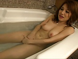 Crazy masturbation by a spicy hot milf
