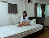 Seductive mistress Yume kana in kinky solo girl session picture 15