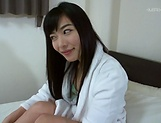 Seductive mistress Yume kana in kinky solo girl session