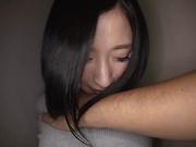 Beautiful curvy hottie Imanaga Sana in hardcore fuck indoors