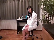 Cute Yume Kana gets her dripping wet cunt drilled