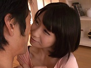 Wild babe Takamiya Yui excels in her dick riding