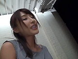 Cum on face finale for ,Ayami Shunka