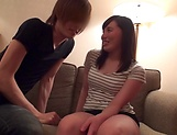 Beautiful Asian milf Egami Shiho in hardcore fuck indoors picture 12