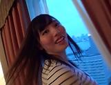Beautiful Asian milf Egami Shiho in hardcore fuck indoors