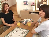 Kawakami Nanami takes a worthy cum in mouth picture 11