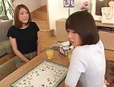 Kawakami Nanami takes a worthy cum in mouth picture 13